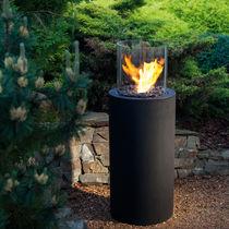 Kamin für den Garten / Bioethanol / modern / offene Feuerstellen