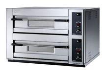 Ofen zur beruflichen Nutzung / elektrisch / für Pizza / 2 Kammern