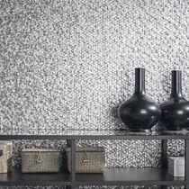 Innenraum-Mosaikfliese / für Wände / Metall / 3D