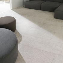 Kalkstein Steinplatte / matt / Fußboden / für Fassadenverkleidung