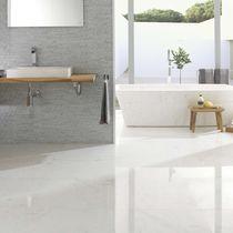 Innenraum-Fliesen / für Badezimmer / für Böden / aus Marmor
