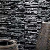 Innenbereich-Mosaikfliese / für Badezimmer / für Wände / Schiefer
