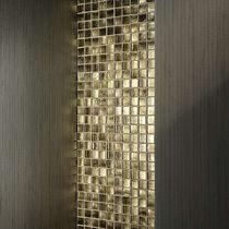 Innenraum-Mosaikfliese / Außenbereich / für Wände / Glas