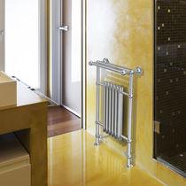 Heißwasser-Badheizkörper / Stahl / klassisch / für Badezimmer