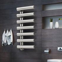 Heißwasser-Badheizkörper / elektrisch / Stahl / originelles Design