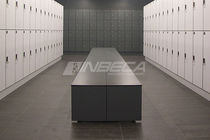 Moderne Bank / Eisen
