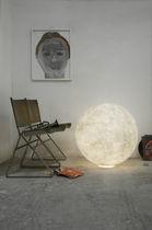 Bodenlampe / modern / aus Nebulite® / für Innenbereich