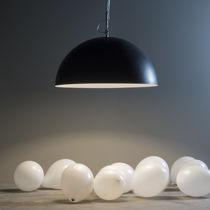 Hängelampe / modern / aus Stahl / aus Nebulite®