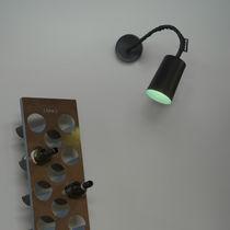 Moderne Wandleuchte / aus Laprene® / aus Nebulite® / LED