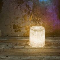 Bodenlampe / modern / aus Nebulite® / für Außenbereich