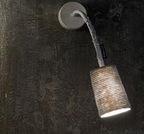 Moderne Wandleuchte / Wolle / aus Stahl / Nylon