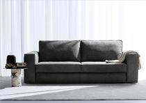 Bettsofa / modern / Leder / Stoff