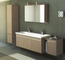 MDF-Waschtischunterschrank / modern / mit integriertem Hochschrank ... | {Waschtischunterschrank modern 72}