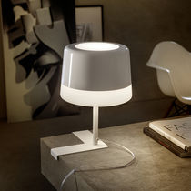 Tischlampe / modern / Metall / Polyethylen