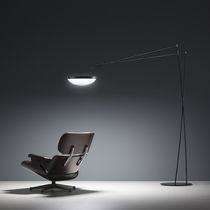 Stehleuchte / minimalistisch / Metall / Innen