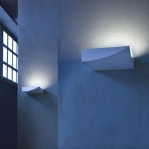 Moderne Wandleuchte / Thermoplast / LED / Halogen