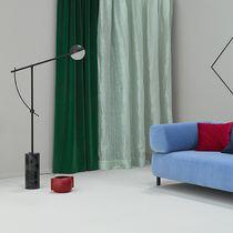 Möbelstoff / für Gardinen / Streifenmuster / Baumwolle