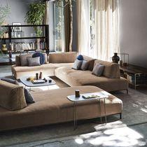 Modulierbares Sofa / modern / Stoff