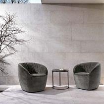 Moderner Sessel / Stoff
