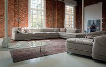 Modulierbares Sofa / Eck / modern / Stoff