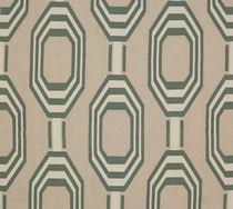 Stoff für Gardinen / Motiv / Leinen / aus Acryl
