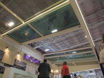 Metall-Dachverglasung / versenkbar