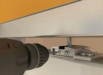 Pocket System / für Schiebetür aus Glas