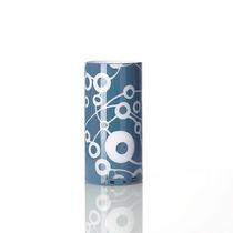 Moderne Vase / Glas
