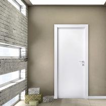 Innenbereich-Tür / einflügelig / Holz / Akustik