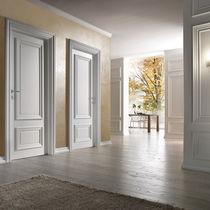Innenbereich-Tür / einflügelig / zum Schieben / Holz