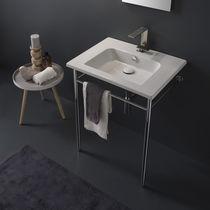 Waschbecken-Unterbau