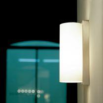 Moderne Wandleuchte / Metall / Kunststoff / LED
