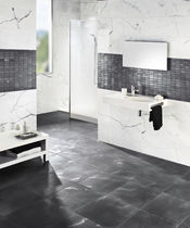 Design#5002154: Fliesen für badezimmer / bodenstehend / feinsteinzeug / matt .... Badezimmer Fliesen Steinoptik