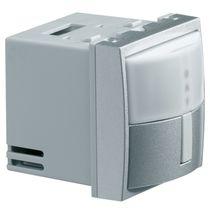 Schalter für Rollläden / Druck / Doppel / modern