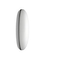 Moderne Wandleuchte / Stahl / aus PMMA / LED