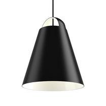 Hängelampe / modern / gestrichenes Aluminium / Innen