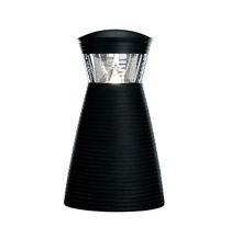Klassischer Leuchtpoller / Metall / aus Polycarbonat / LED