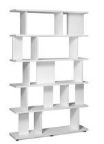 Moderne Bibliothek / für Büro / aus Eiche / Massivholz