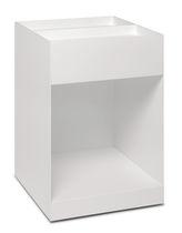 Aluminium-Büroschubladenschrank / mit 1 Schublade