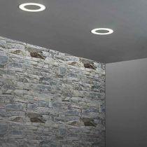 Einbaudownlight / für Aufbau / LED / rund