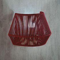 Moderne Wandleuchte / Kordel / LED / gebogen