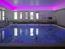 Erdverlegtes Schwimmbecken / Beton / für Hotels / für die Rehabilitation