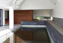 Erdverlegtes Schwimmbecken / Beton / für Hotels / Verstellbarer Boden