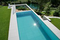 Verstellbarer Schwimmbeckenboden