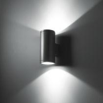 Moderne Wandleuchte / für den Garten / Aluminium / LED