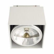 Deckenstrahler / für Innenbereich / LED / quadratisch