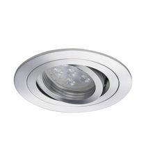 Strahler für Deckeneinbau / für Innenbereich / LED / rund