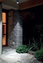 Downlight für Aufbau / LED / rund / Glas
