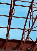 Downlight für Aufbau / für den Außenbereich / Halogen / fluoreszierend
