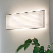 Moderne Wandleuchte / Baumwolle / fluoreszierend / rechteckig